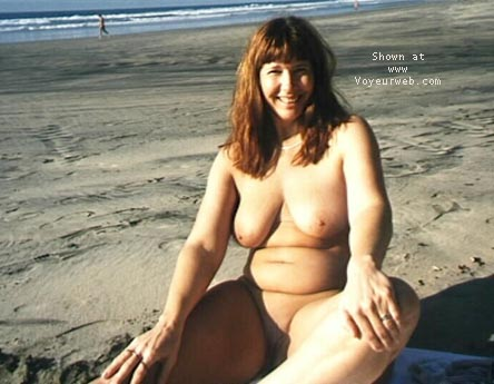 Pic #3 - PURPLE PATTY AT NUDE BEACH #2