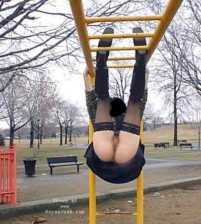 Pic #2 - Slappy in the park