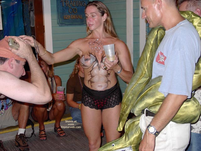 Pic #3 - Key West Fantasy Fest 2002 16
