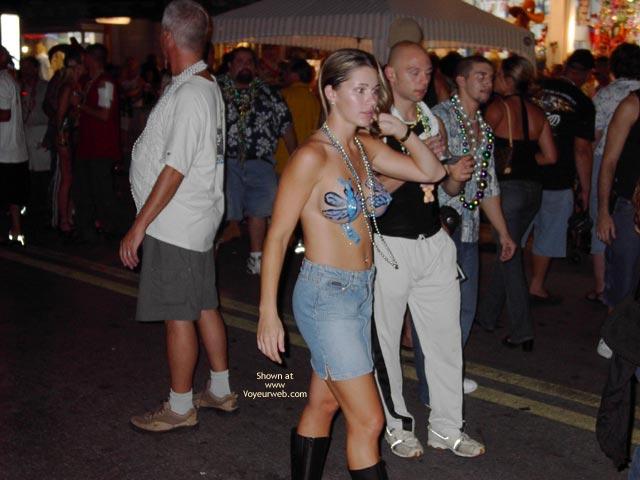 Pic #4 - Key West Fantasy Fest 2002 16