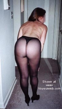 Pic #4 - New Wife Takes It Off