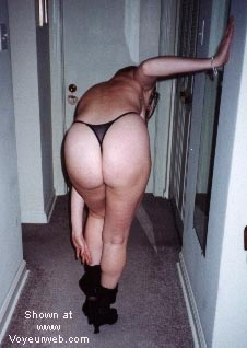 Pic #7 - New Wife Takes It Off