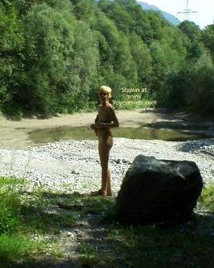 Pic #1 - Austrian Wife In Summer Last Year