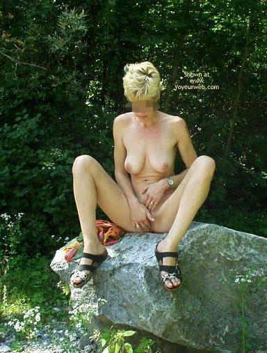 Pic #5 - Austrian Wife In Summer Last Year