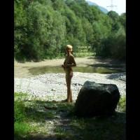 Austrian Wife In Summer Last Year