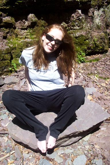 Pic #1 - Lexxx On The Rocks