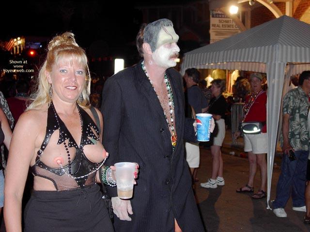 Pic #3 - Key West Fantasy Fest 2002 17