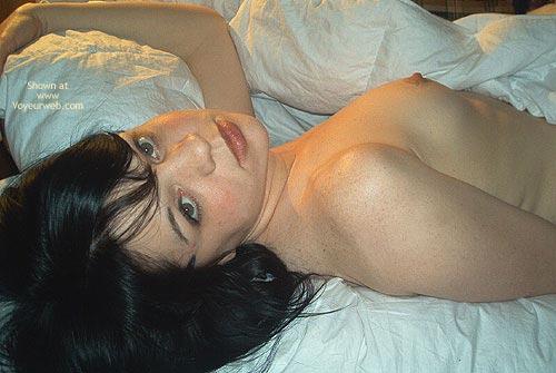 Pic #4 - A Cute Brunette