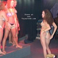 Spring Break Bikini Contest