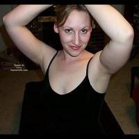 Q In Her Little Black Dress...