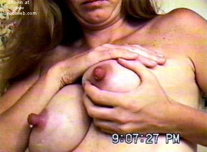 Pic #9 - Big Milky Nipples (Cindy)