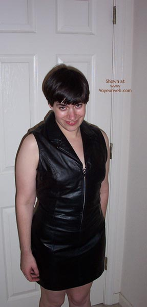 Pic #2 - First Time - Leather