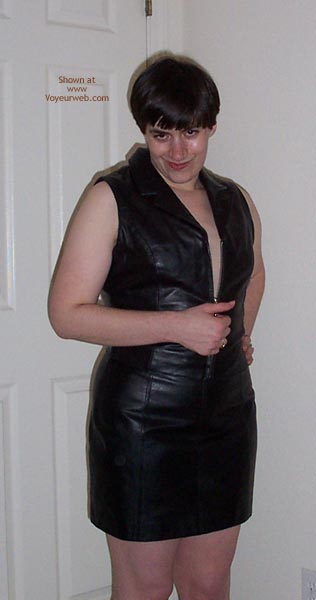 Pic #4 - First Time - Leather