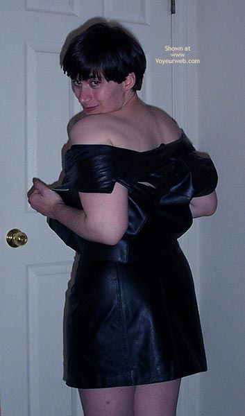 Pic #5 - First Time - Leather