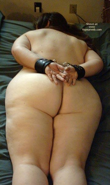 Pic #1 - Peaches (Bbw) In Bondage