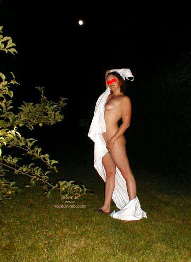 Pic #5 - Gf A Hot Night Outdoors