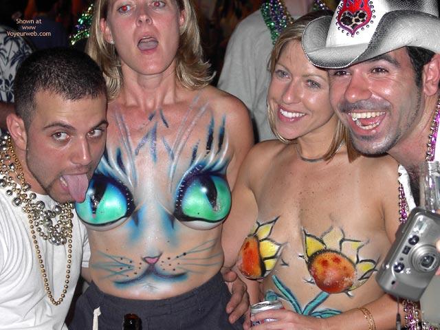 Pic #4 - Key West Fantasy Fest 2002 #18