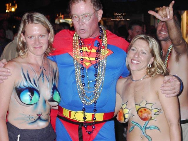 Pic #5 - Key West Fantasy Fest 2002 #18