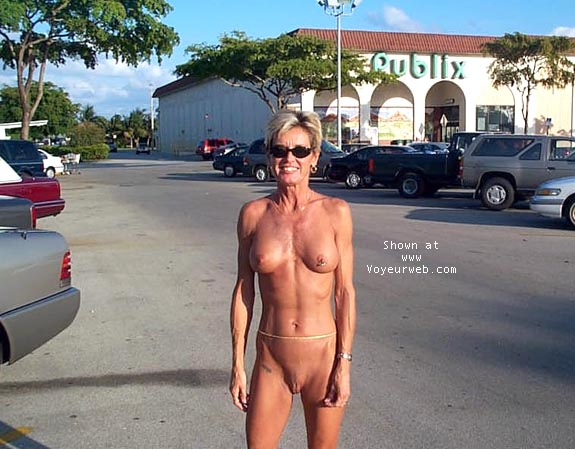 Pic #5 - Greta Nude at Publix(s) and More