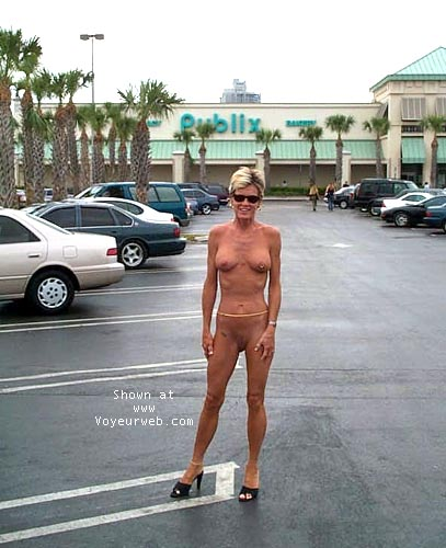 Pic #7 - Greta Nude at Publix(s) and More