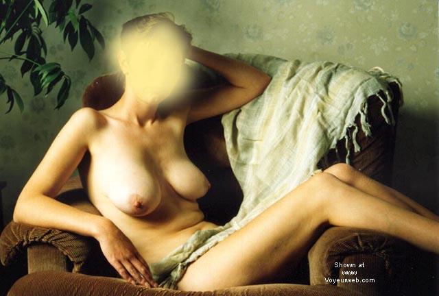 Pic #2 - My shy Mrs.