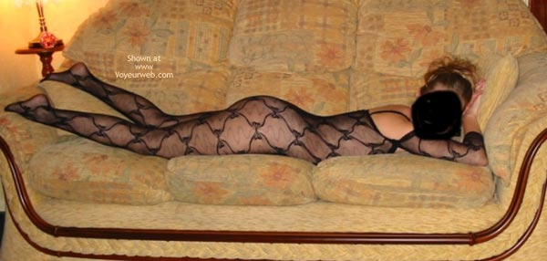 Pic #1 - Blondee Bodystocking Part 2