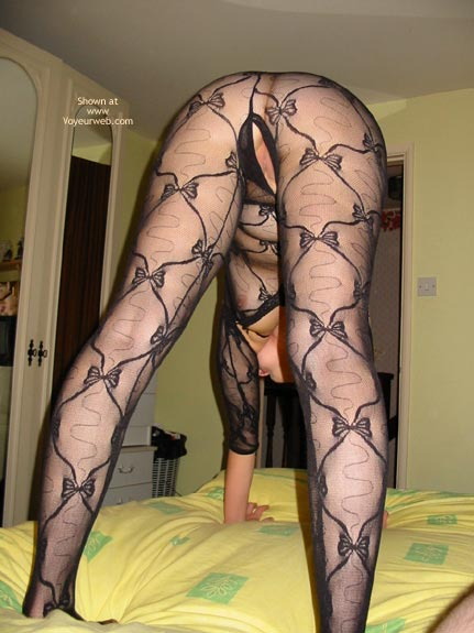 Pic #5 - Blondee Bodystocking Part 2