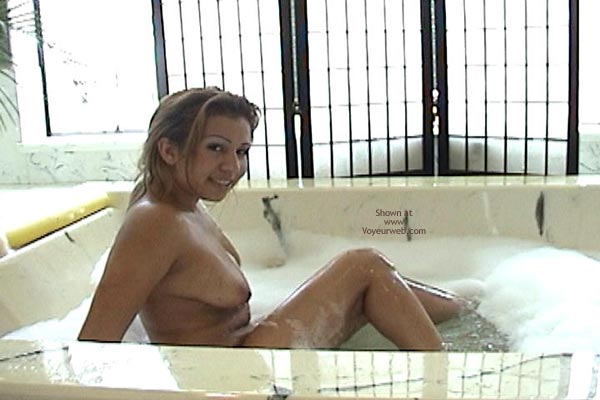 Pic #7 - Vanessa'S Bath Time