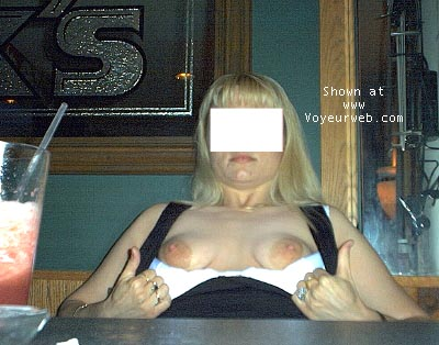 Pic #7 - *RF Blonde Kelly at the Bar