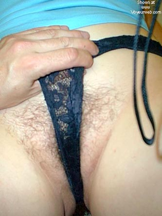 Pic #7 - Big tits and black panties
