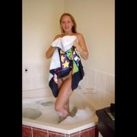 Aussie Jewel: Drying My Body