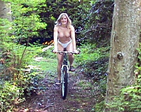 Pic #7 - Mrs Babe rides again !