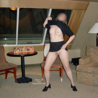 Wife Displayed In Casino