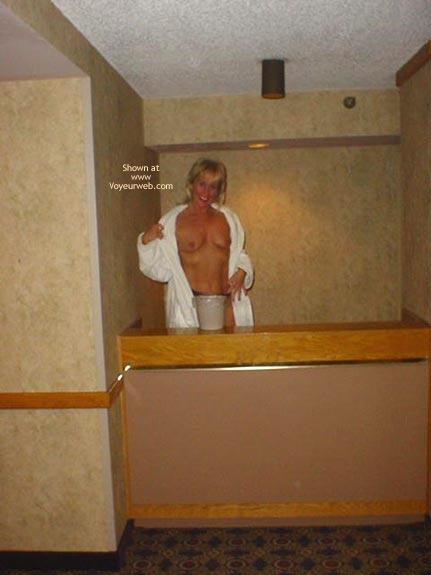 Pic #8 - Lucious Fun At The Holiday Inn Part 1