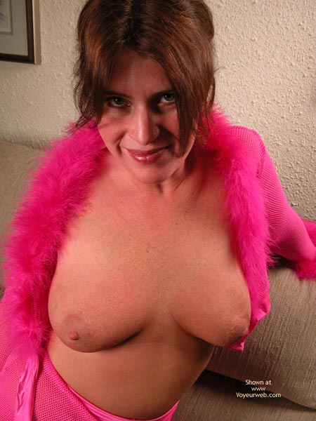 Pic #6 - Pink Fuzzy