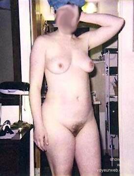 Pic #3 - My      Naked Wife II