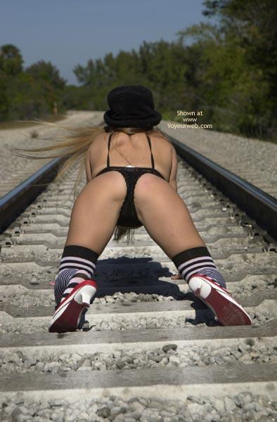 Pic #3 - Merci - Railroad Inspector - Part 1
