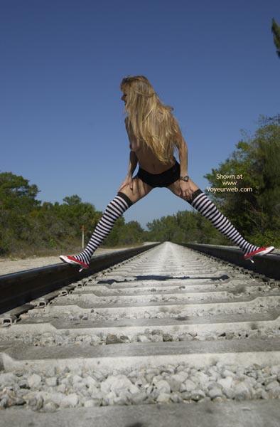 Pic #4 - Merci - Railroad Inspector - Part 1