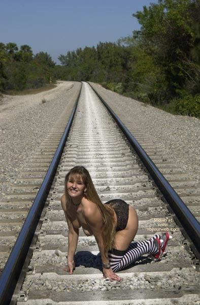 Pic #9 - Merci - Railroad Inspector - Part 1