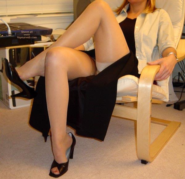 Pic #2 - Sexy Consultant