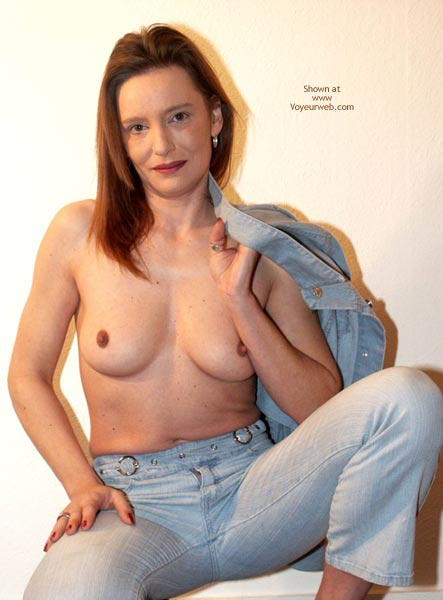 Pic #2 - Susy Getting Out Of Jeans