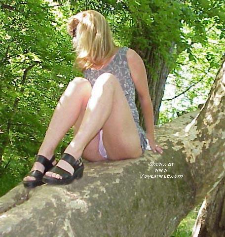 Pic #7 - Natasha's walk in the park
