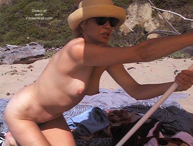 Pic #2 - Bobbi at the Beach