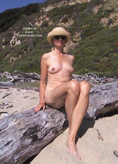 Pic #3 - Bobbi at the Beach