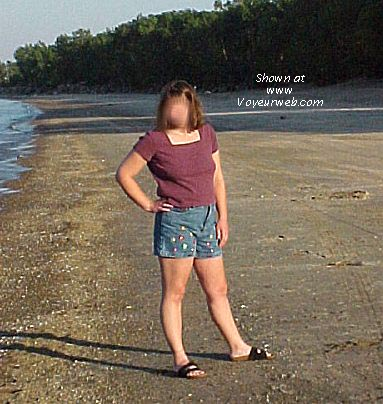 Pic #1 - Beach Wifes first time