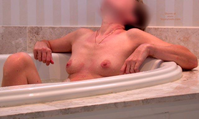 Pic #2 - Clarissa In The Tub 1