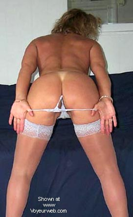 Pic #6 - Sweet Cheeks-Lavender & Lace
