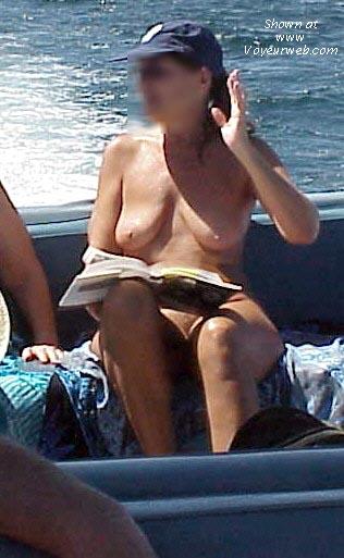 Pic #5 - Mrs Gotta Keep Warm on the River