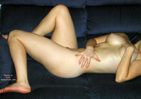 Pic #3 - French Strip On Couch