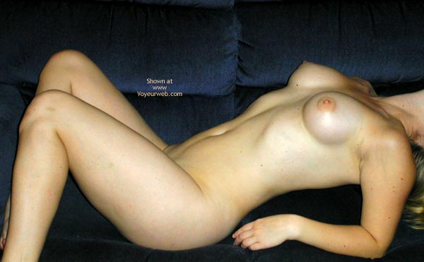 Pic #4 - French Strip On Couch